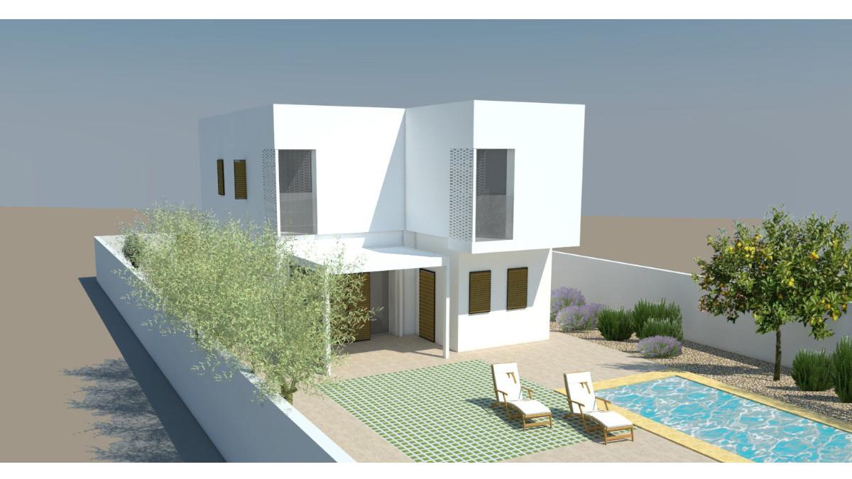 la casa de ximo proyecto piscina