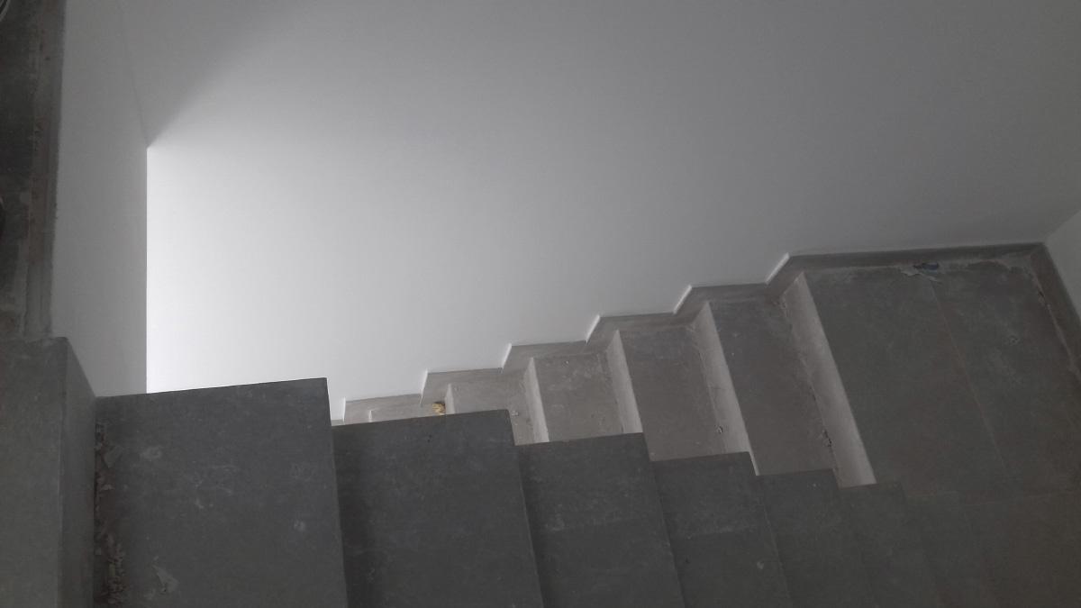 la casa de ximo escaleras