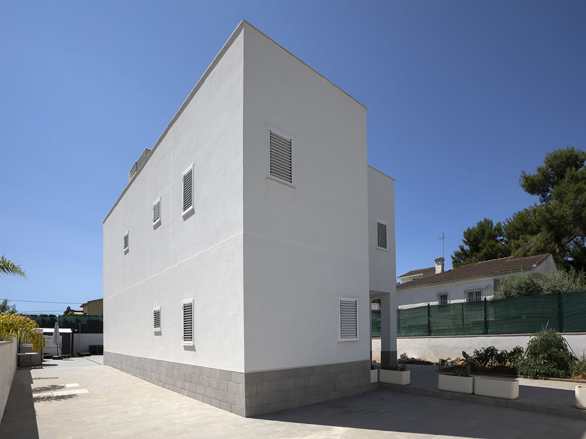 la casa de ximo proyecto